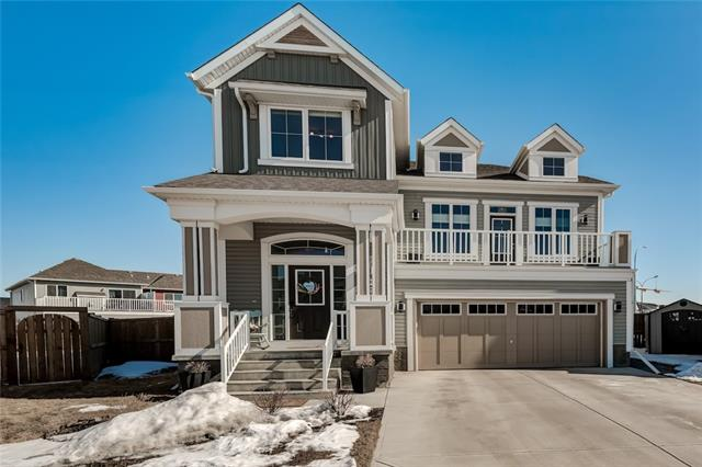540 Windbrook Ht Sw in Windsong Airdrie MLS® #C4235961