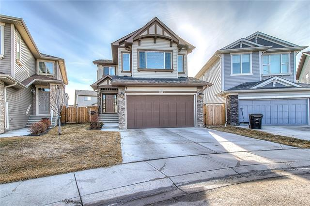 2071 Brightoncrest Cm Se in New Brighton Calgary MLS® #C4236208