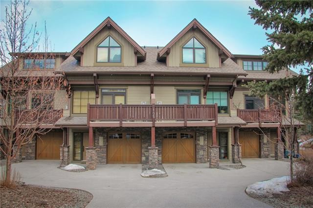 #1 105 Rundle Dr in Hospital Hill Canmore MLS® #C4236234