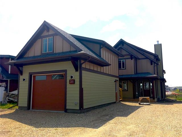 311 Cottageclub Wy in Cottage Club at Ghost Lake Rural Rocky View County MLS® #C4236344