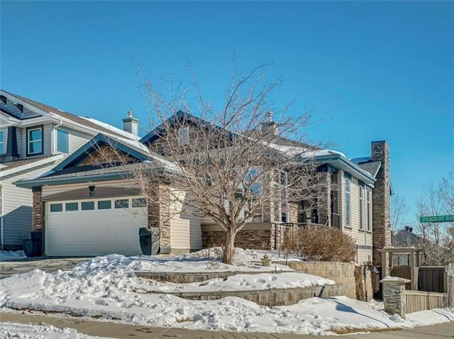 54 Springbluff Bv Sw, Calgary, Springbank Hill real estate, Detached East Springbank Hill homes for sale
