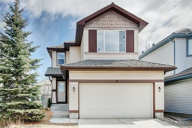 14 Glensummit Cl, Cochrane, GlenEagles real estate, Detached GlenEagles homes for sale