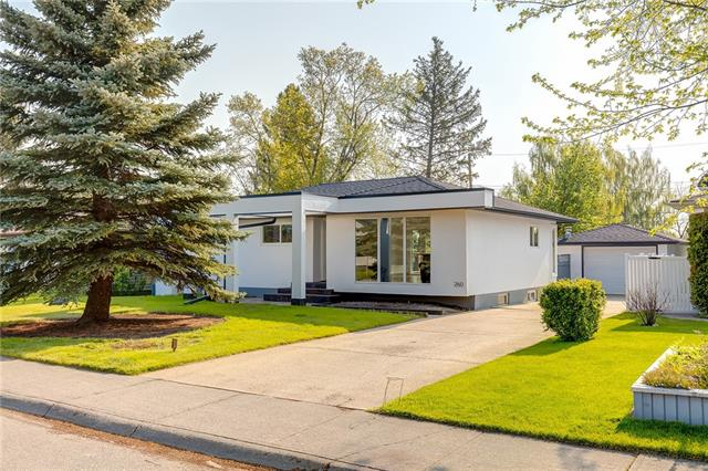 260 Windermere RD Sw, Calgary, Wildwood real estate, Detached Wildwood homes for sale