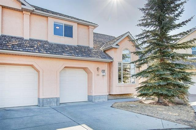 #20 26 Quigley Dr, Cochrane, West Valley real estate, Attached West Valley homes for sale
