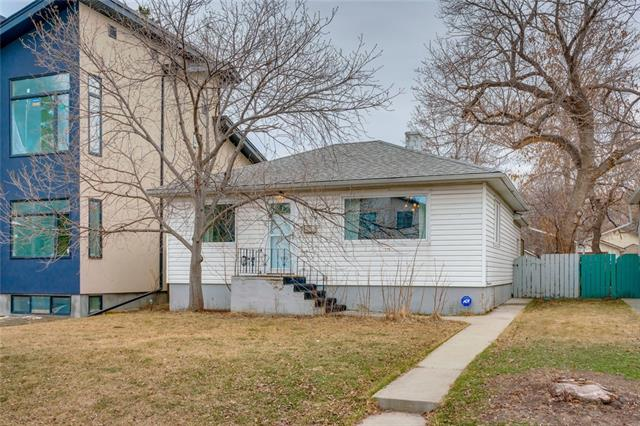 417 22 AV Nw in Mount Pleasant Calgary MLS® #C4237159