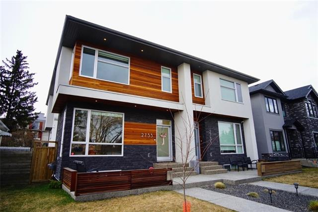2733 16 AV Sw, Calgary, Shaganappi real estate, Attached Shaganappi homes for sale