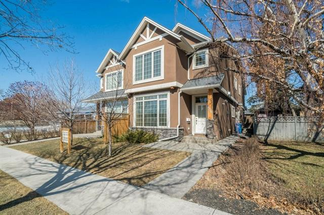 #2 408 19 AV Ne, Calgary, Winston Heights/Mountview real estate, Attached Winston Heights/Mountview homes for sale