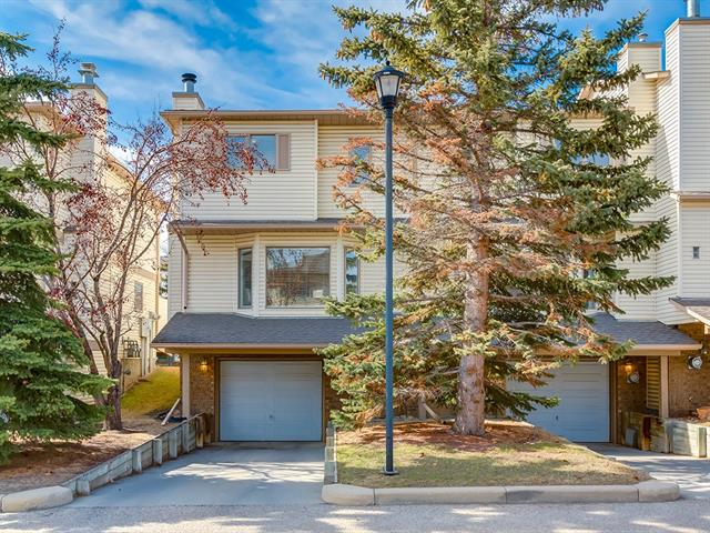 106 Patina Pa Sw, Calgary, Patterson real estate, Attached Prominence homes for sale