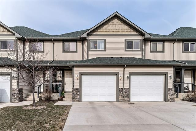 182 Bayside PT Sw, Airdrie, Bayside real estate, Attached Bayside homes for sale