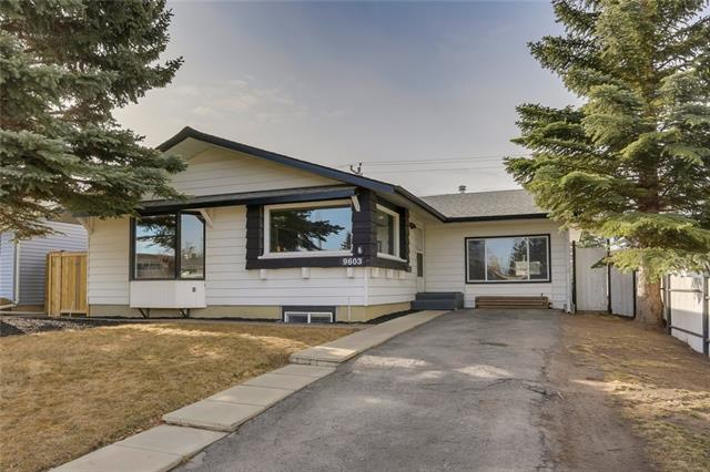 9603 Assiniboine RD Se, Calgary, Acadia real estate, Detached Blackfoot Mobile Park homes for sale