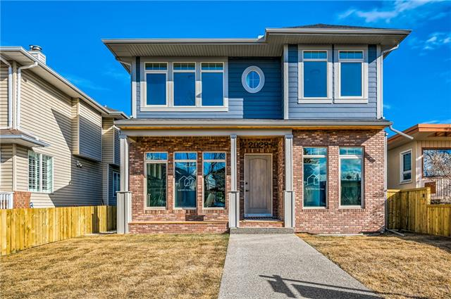 2028 2 AV Nw in West Hillhurst Calgary MLS® #C4237584