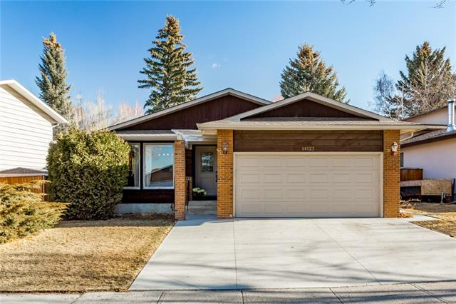 14523 Deer Ridge DR Se in Deer Ridge Calgary MLS® #C4237716