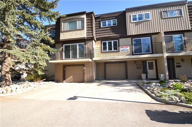 #424 3130 66 AV Sw, Calgary, Lakeview real estate, Attached Lakeview Village homes for sale