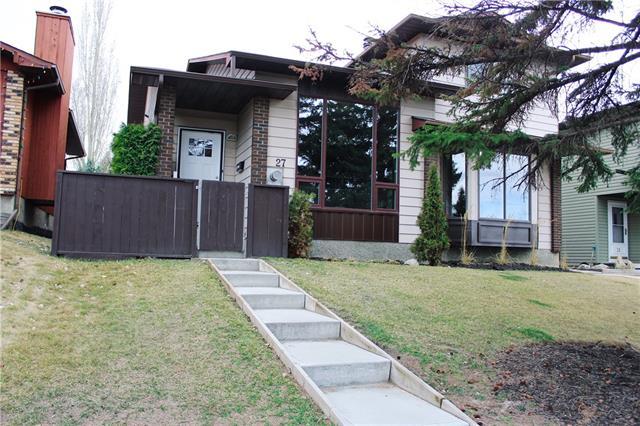 27 Bermuda PL Nw, Calgary, Beddington Heights real estate, Attached Beddington homes for sale
