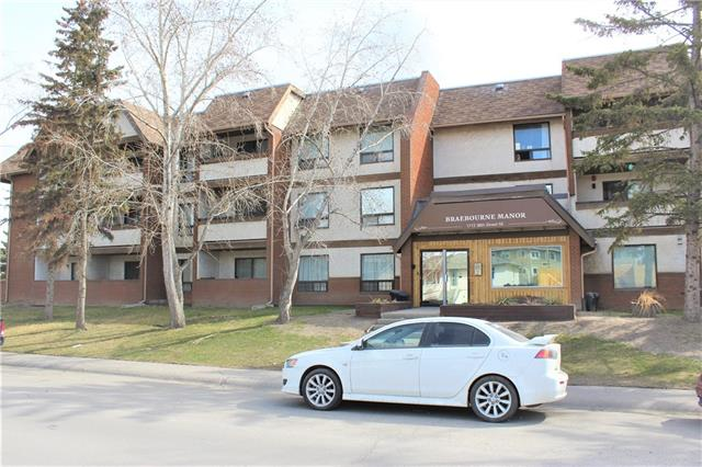 #211 1712 38 ST Se, Calgary, Forest Lawn real estate, Apartment Forest Lawn homes for sale