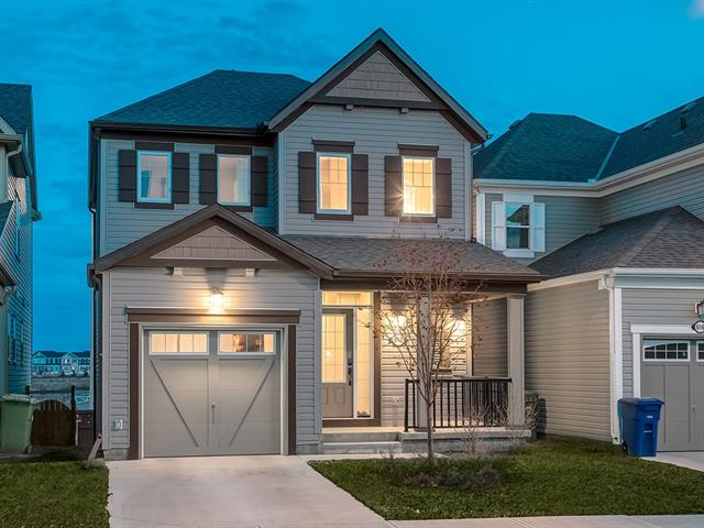 612 Windbrook Ht Sw in Windsong Airdrie MLS® #C4238425