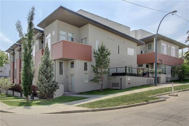 #212 1905 27 AV Sw, Calgary, South Calgary real estate, Attached South Calgary homes for sale