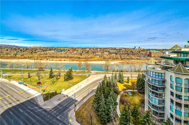 #1103 1121 6 AV Sw, Calgary, Downtown West End real estate, Apartment Amiscape Woods homes for sale