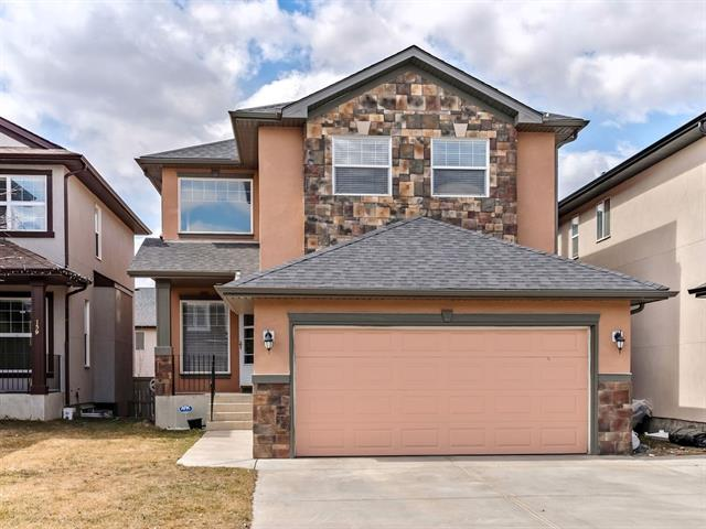155 Saddlecrest Gd Ne in Saddle Ridge Calgary MLS® #C4238965