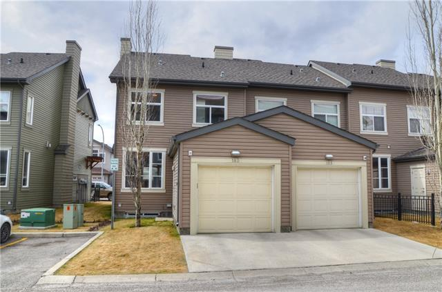 183 Chapalina Sq Se, Calgary, Chaparral real estate, Attached Chaparral Valley homes for sale