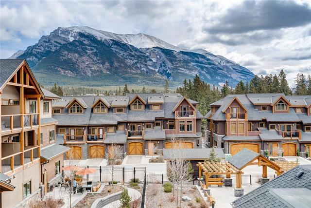 #316 808 Spring Creek Dr, Canmore, Spring Creek real estate, Apartment Canmore homes for sale