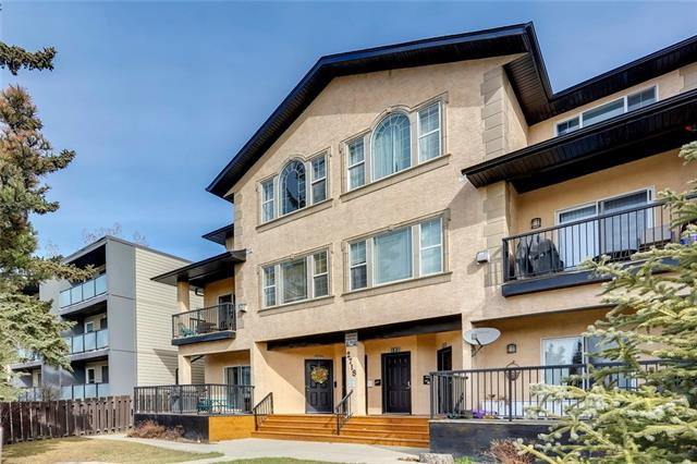 #104 2718 17 AV Sw, Calgary, Shaganappi real estate, Attached Shaganappi homes for sale