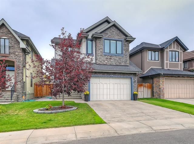 135 West Coach WY Sw, Calgary, West Springs real estate, Detached Wentworth homes for sale