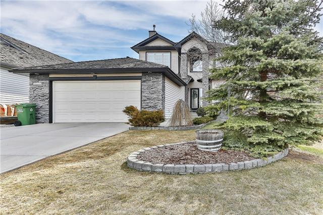 290 Gleneagles Vw, Cochrane, GlenEagles real estate, Detached Cochrane homes for sale