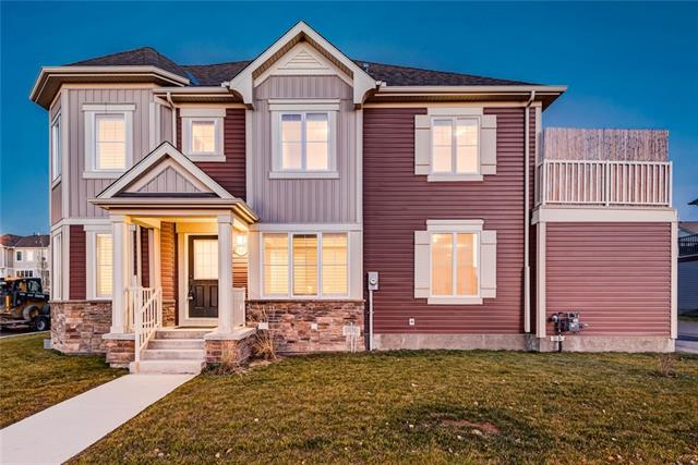 1607 Windstone RD Sw in Windsong Airdrie MLS® #C4239439