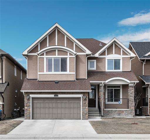 1816 Panatella Bv Nw in Panorama Hills Calgary MLS® #C4239501
