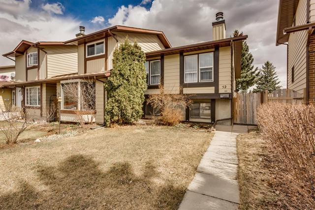 52 Bermuda RD Nw, Calgary, Beddington Heights real estate, Attached Beddington homes for sale