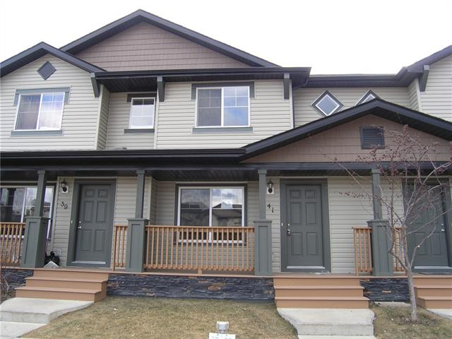 #41 105 Drake Landing Cm, Okotoks, Drake Landing real estate, Attached Drake Landing homes for sale