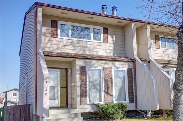 1040 Berkley DR Nw, Calgary, Beddington Heights real estate, Attached Beddington homes for sale