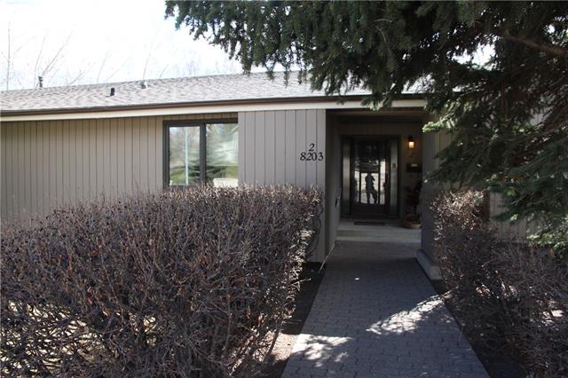 #2 8203 Silver Springs RD Nw, Calgary, Silver Springs real estate, Attached Silver Springs homes for sale