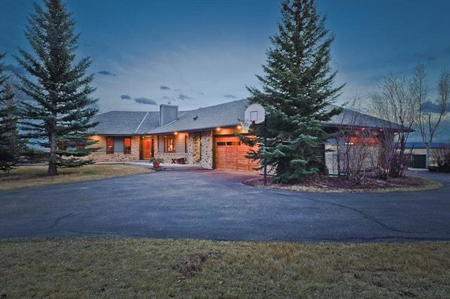 27 Vantage Ridge Es, Rural Rocky View County, Springbank real estate, Detached Springbank homes for sale