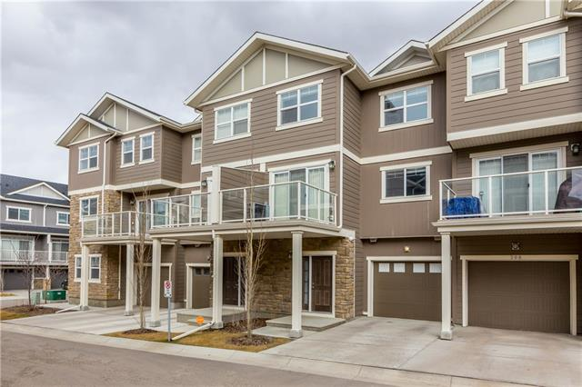 306 Evanston Mr Nw, Calgary, Evanston real estate, Attached Evanston Ridge homes for sale