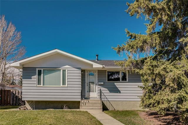 4827 Montana DR Nw, Calgary, Montgomery real estate, Detached Albinati Industrial homes for sale