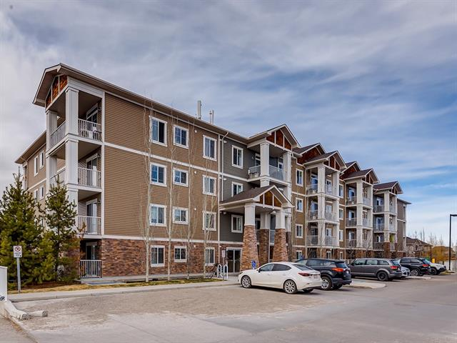 #301 304 Cranberry Pa Se, Calgary, Cranston real estate, Apartment Amiscape Woods homes for sale