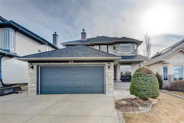 220 Sienna Park DR Sw, Calgary, Signal Hill real estate, Detached Angling Lake homes for sale