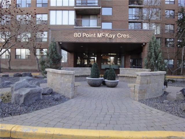 #1105 80 Point Mckay CR Nw in Point McKay Calgary MLS® #C4241424