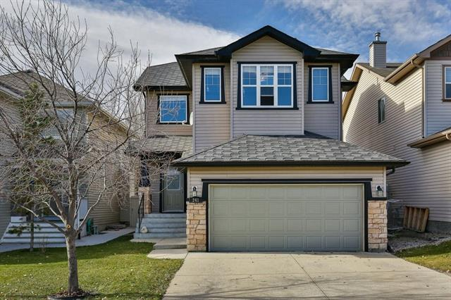 241 Evansmeade Ci Nw, Calgary, Evanston real estate, Detached Evanston Ridge homes for sale