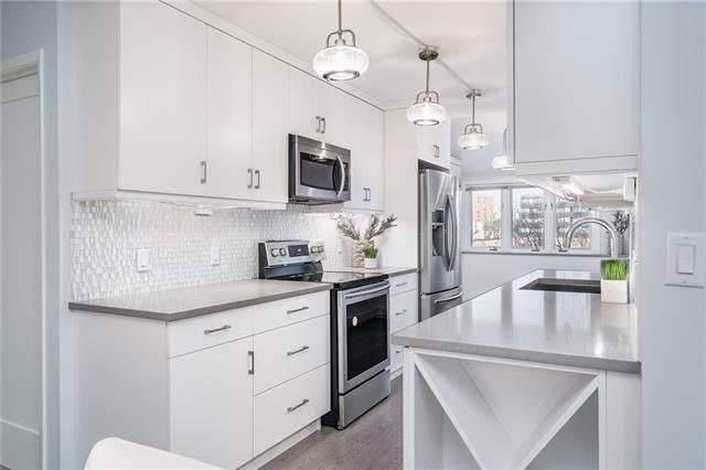 #501 1229 Cameron AV Sw, Calgary, Lower Mount Royal real estate, Apartment Lower Mount Royal homes for sale