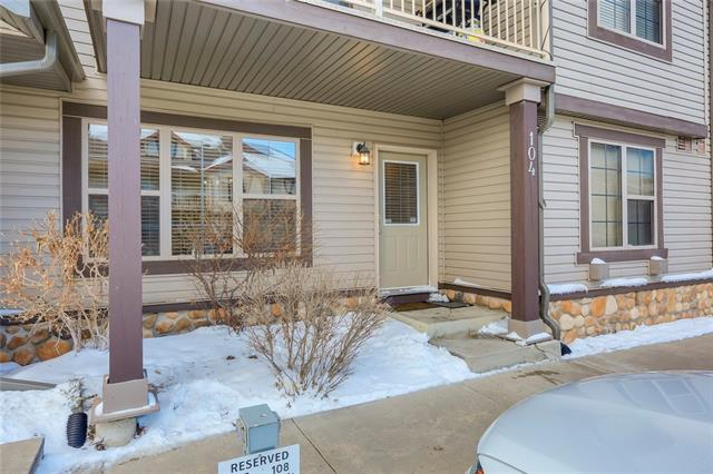 #104 3 Everridge Sq Sw in Evergreen Calgary MLS® #C4242340