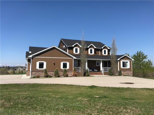 MLS® #C4242939® 264069 Camden Dr in None Rural Rocky View County Alberta