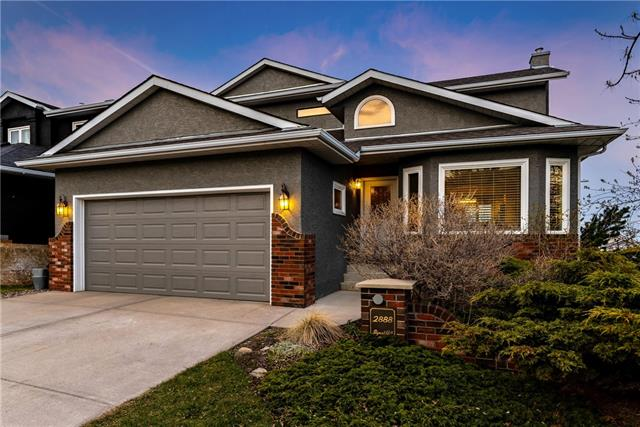 2888 Signal Hill DR Sw, Calgary, Signal Hill real estate, Detached Signal Hill homes for sale