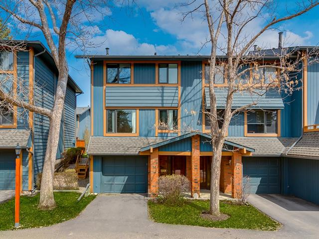 #14 10030 Oakmoor WY Sw, Calgary, Oakridge real estate, Attached Oakridge homes for sale