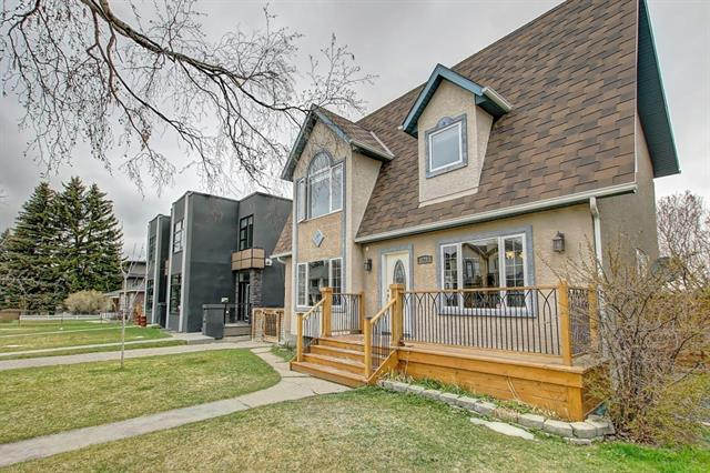 728 26 AV Nw in Mount Pleasant Calgary MLS® #C4243393