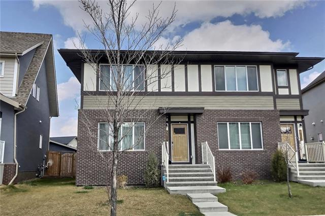 611 Mahogany Bv Se, Calgary, Mahogany real estate, Attached Mahogany homes for sale