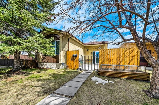 100 Ranchero Ri Nw, Calgary, Ranchlands real estate, Attached Ranchlands homes for sale