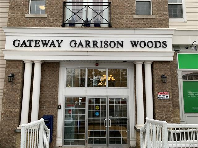 #106 2233 34 AV Sw, Calgary, Garrison Woods real estate, Apartment Garrison Woods homes for sale